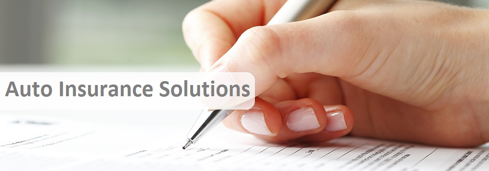 Auto Insurance Solutions