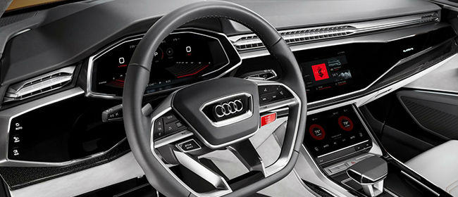Android Auto Inside Audi