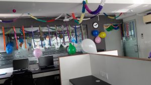 Anniversary Celebration of Samarpan Infotech