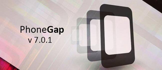 PhoneGap 7.0.1
