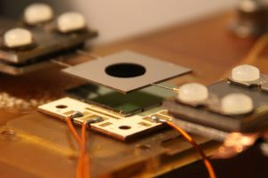 Hot Solar Cells