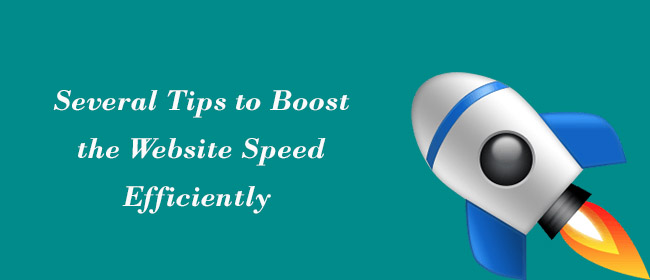 Tips to Boost Website Speed