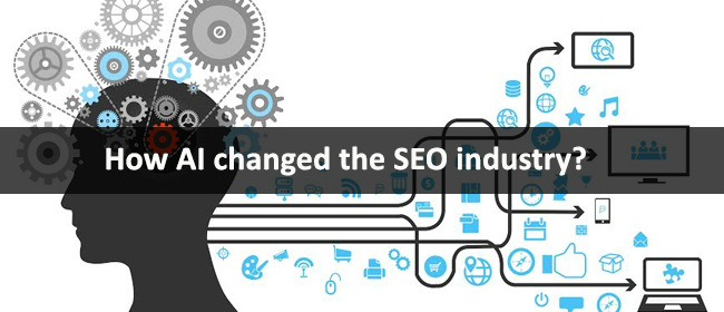 Impact of AI on SEO Industry