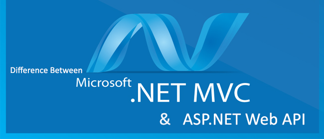 Difference Between ASP.NET Web API and MVC