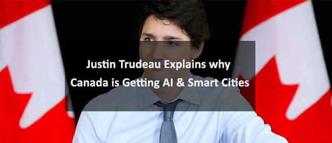 Why Canada is Getting AI & Smart Cities