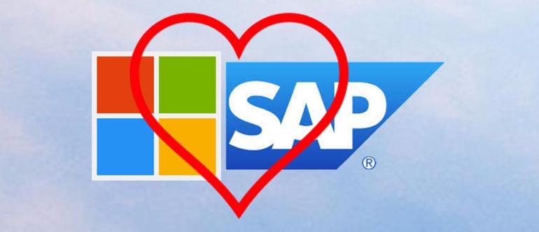Microsoft & SAP Announced Partnership