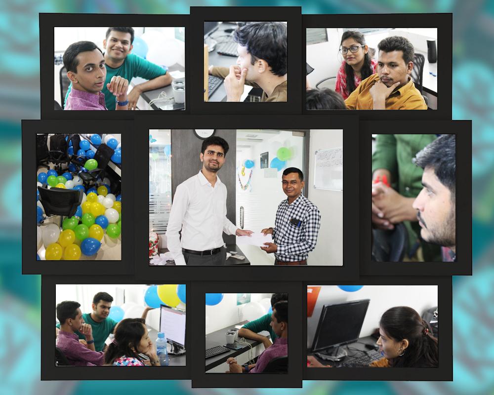 2nd Anniversary Celebration Games Fun - Samarpan Infotech
