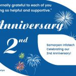2nd Anniversary Celebrations - Samarpan Infotech
