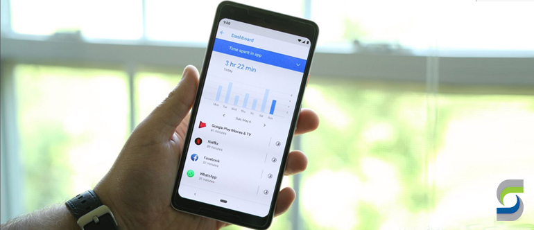Android Pie 9 Digital Wellbeing Feature