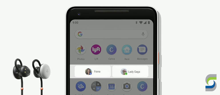 Slices Feature of Android Pie 9